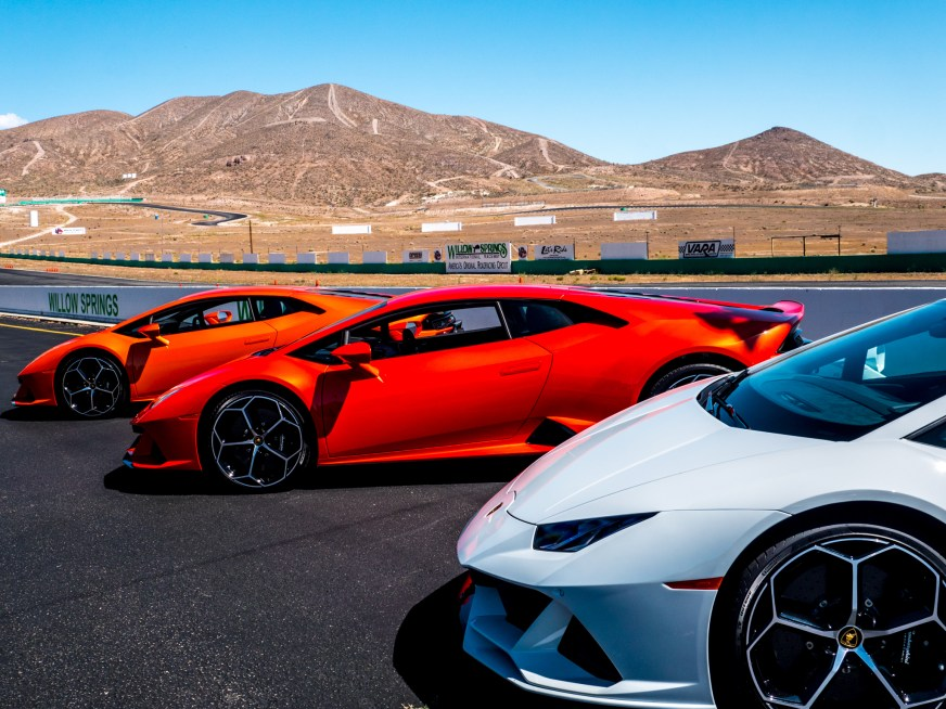 The Lamborghini Huracán Evo is actually proof of ...