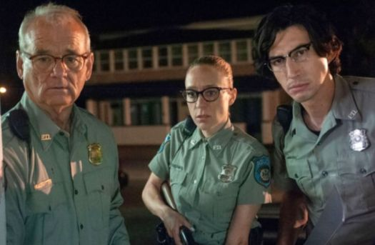 Bill Murray, Chloë Sevigny, and Adam Driver star in Director Jim Jarmusch's deadpan take on the zombie genre, <em>The Dead Don't Die</em>.