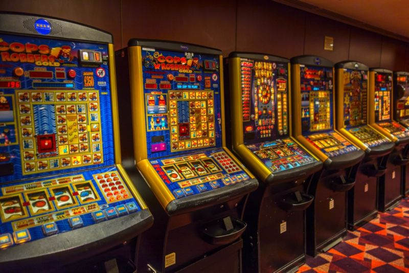 Think you can tell if one slot machine has a larger house advantage than another? Think again.