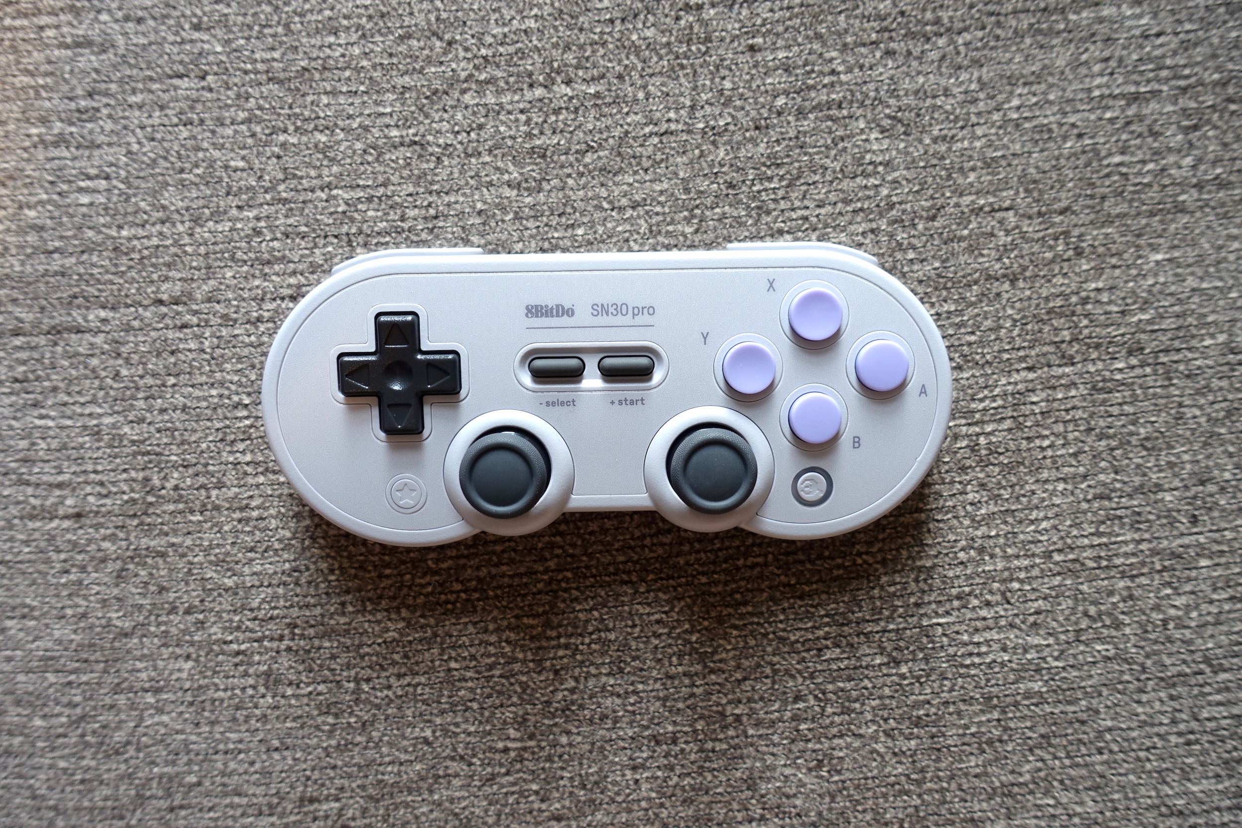8BitDo's SN30 Pro finds the sweet spot between utility and SNES nostalgia.