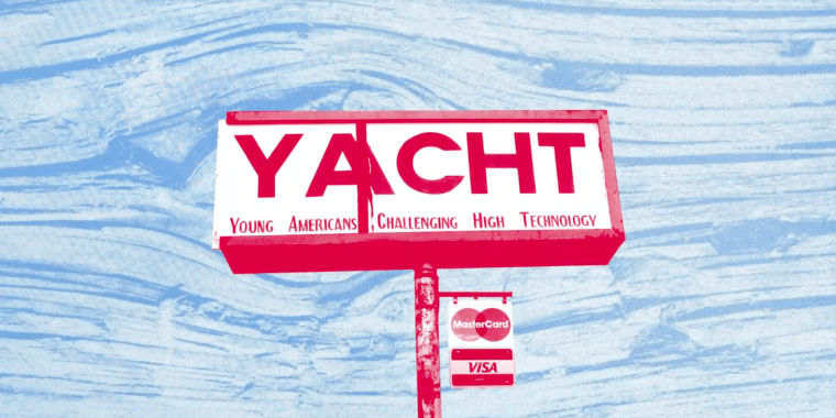 How YACHT fed their old music to the machine and got a killer new album