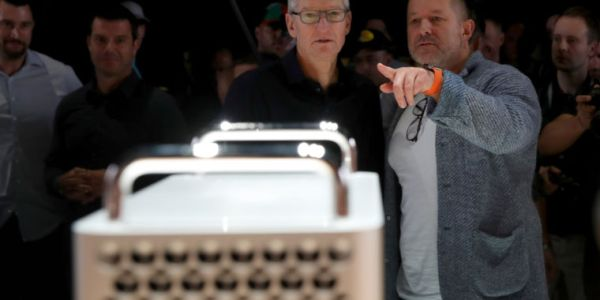 Apple says it will make the new Mac Pro in Texas