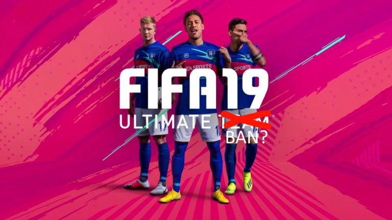 UK Parliament sends a clear signal: loot boxes in series like FIFA are on notice.