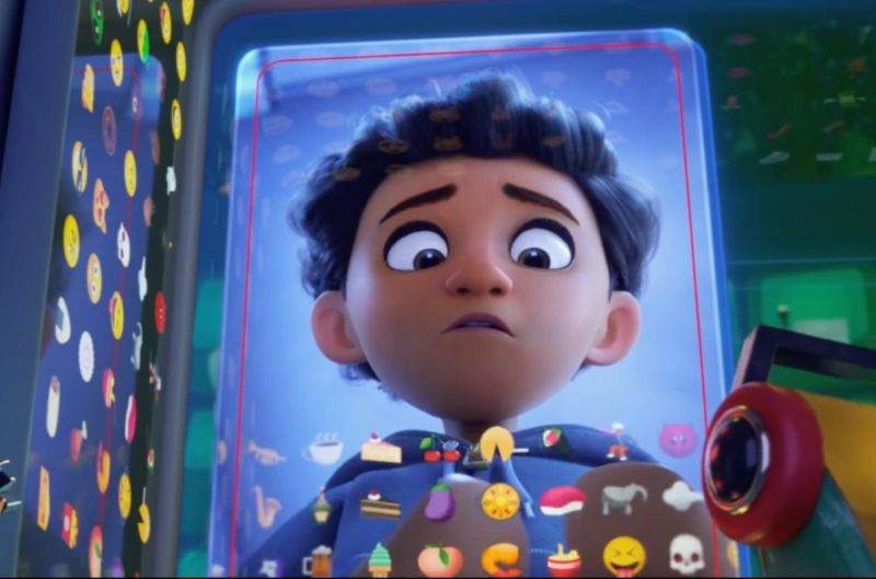 """<em>The Emoji Movie</em> (2017) anthropomorphized the ubiquitous icons we use to convey emotion in online communications.""""><figcaption class="""
