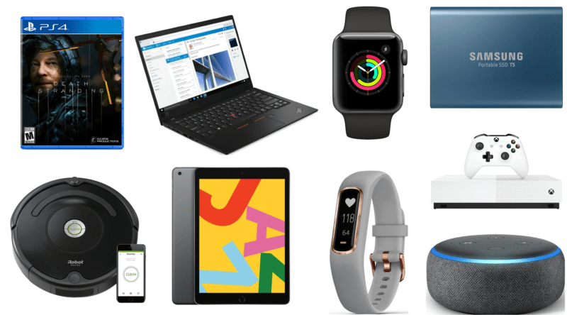 Dealmaster: Last minute gift deals on ThinkPads, Echo devices, and more tech