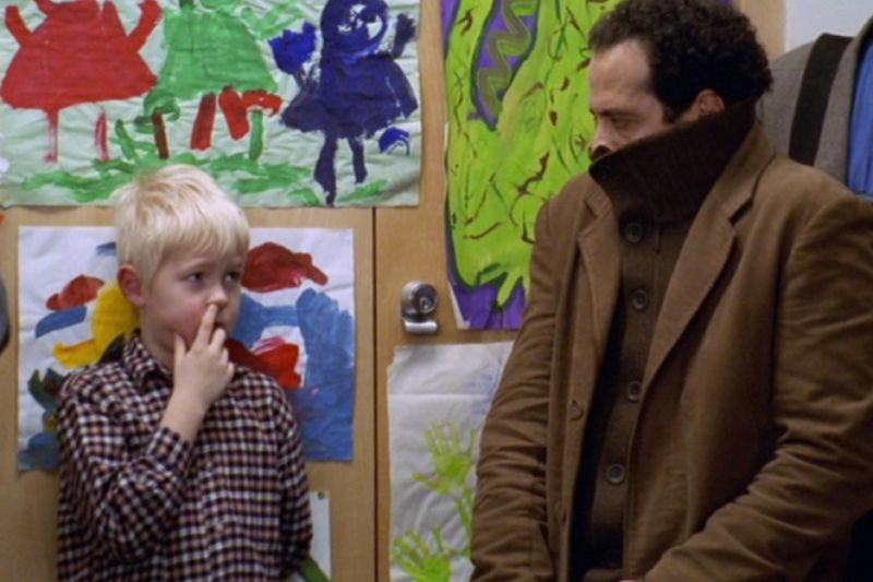 Fictional detective Adrian Monk (Tony Shalhoub) famously suffered from OCD, with a powerful germ phobia, among many others. Perhaps