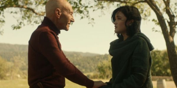Star Trek: Picard: Slow to engage, but hinting at a tantalizing destination