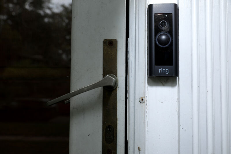 Ring gave cops free cameras to build and promote surveillance network