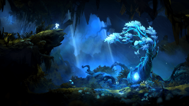 <em>Ori and the Will of the Wisps</em>.