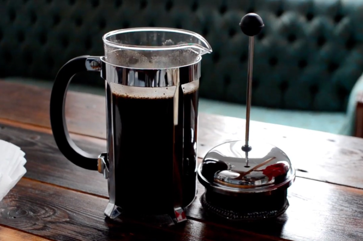 Cold-brew coffee is so hot right now.