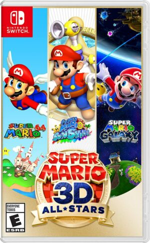 Super Mario 3D All-Stars product image