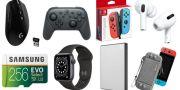 Tech :  Les offres Nintendo Switch réduisent de 10 $ la manette Pro et les Joy-Cons  infos , tests
