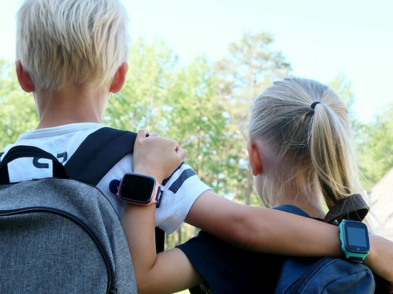 Undocumented backdoor that covertly takes snapshots found in kids' smartwatch