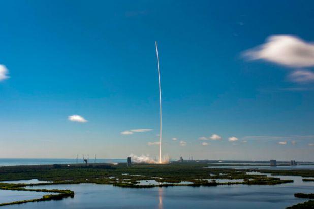 The Falcon 9 rocket will launch five dozen Starlink satellites on August 18, 2020.