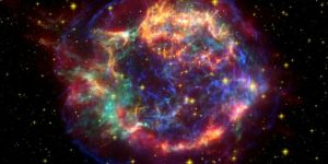 The new data is evidence of a process triggered by exploding stars