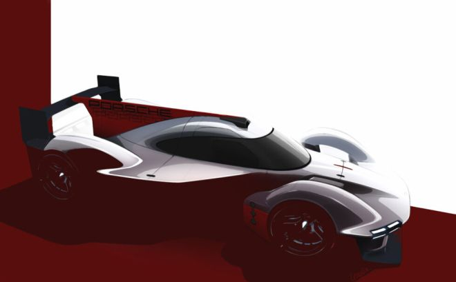 Porsche-Motorsport_LMDh-teaser-front--980x608 Porsche and Penske: Two of racing's most famous names join forces again   Ars Technical