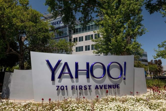 getty-yahoo-building-800x533 Verizon agrees to sell Yahoo and AOL to private-equity firm for $5 billion | Ars Technical