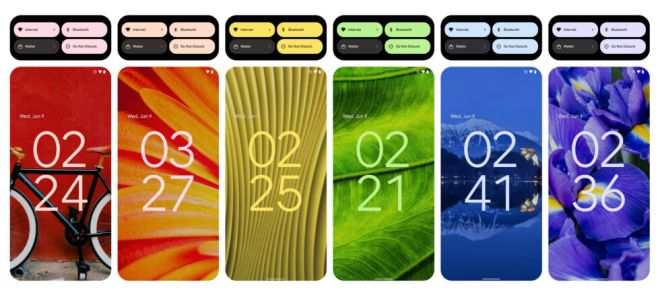 android-12-rainbow-1-980x447 Android 12's beautiful color-changing UI already lives up to the hype | Ars Technical