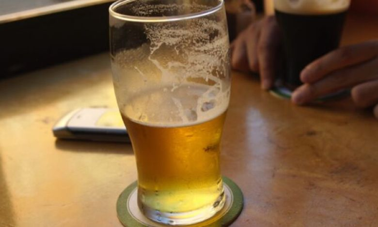 Physicists show that flying beer coasters will flip 0.45 seconds into flight