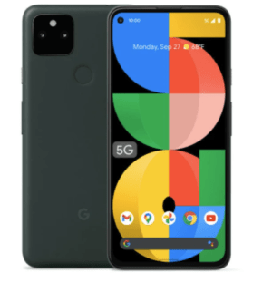 Google Pixel 5a product image
