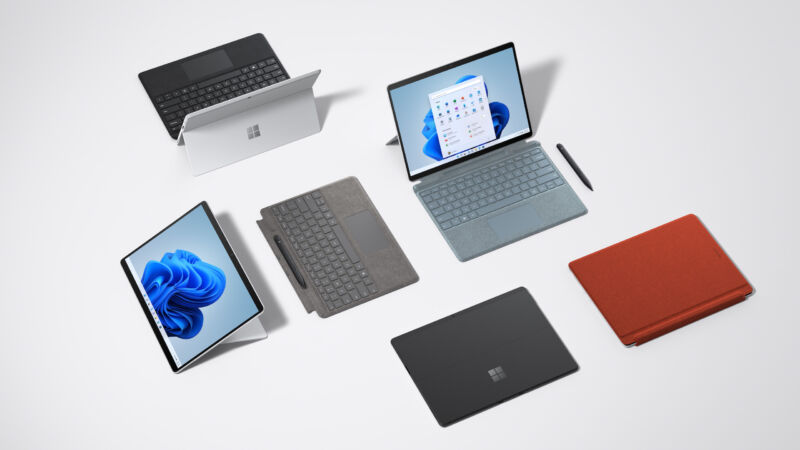 The Surface Pro X doesn't get a hardware refresh today, but there is a new Wi-Fi-only model, and Windows 11 will improve app compatibility.