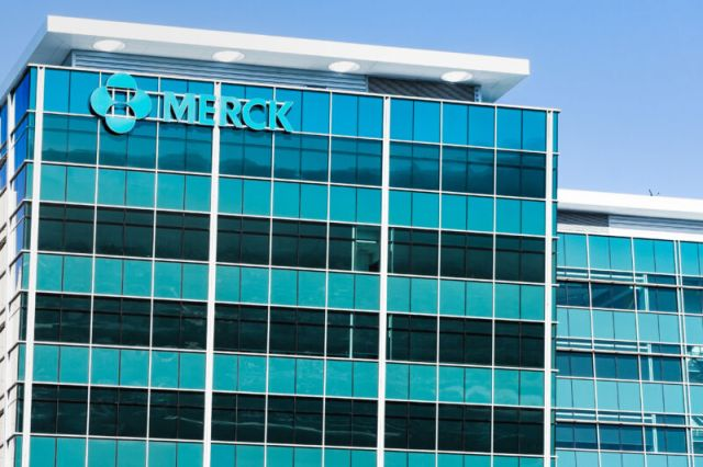 Merck & Co. headquarters in San Francisco, California.