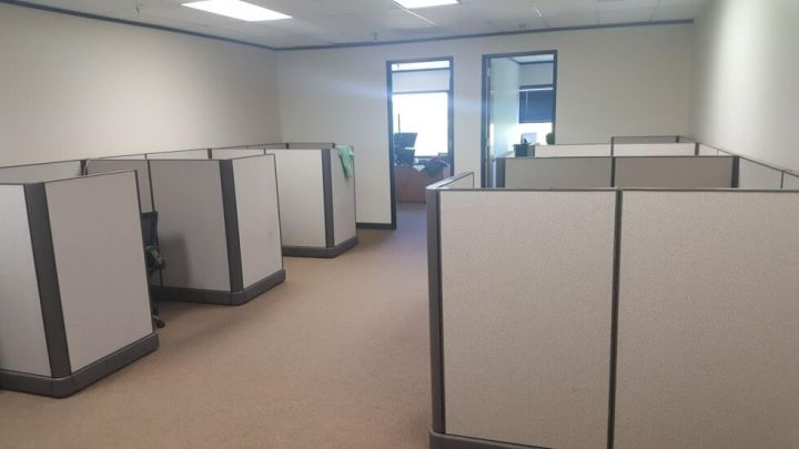 What does a content farm look like? It's not glamorous. This is the Koala office.