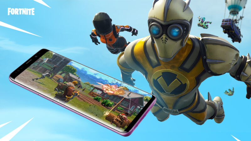 Google says Fortnite's in-app purchase swap was a breach of contract, sues Epic