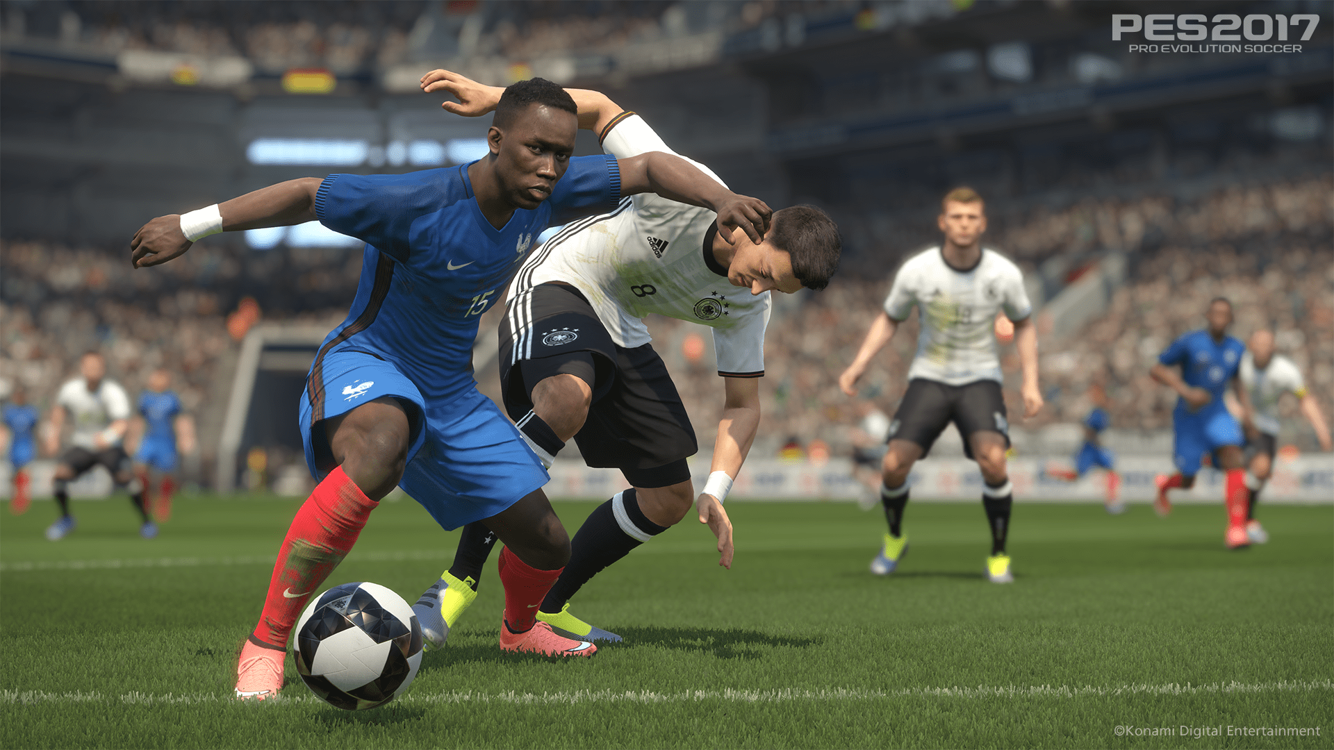 Image result for pes 2017 1920x1080