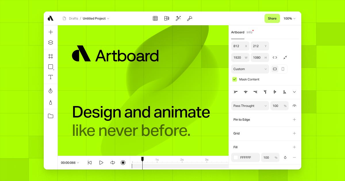 create mockups online artboard studio