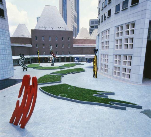 Singapour Brushstroke AF, 1996