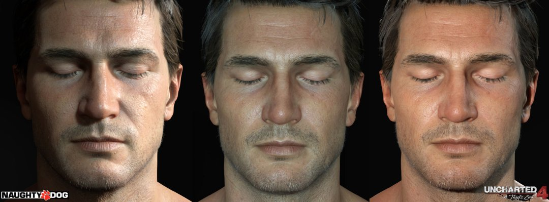 Naughty Dog Reveals Uncharted 4's Character Shading 8