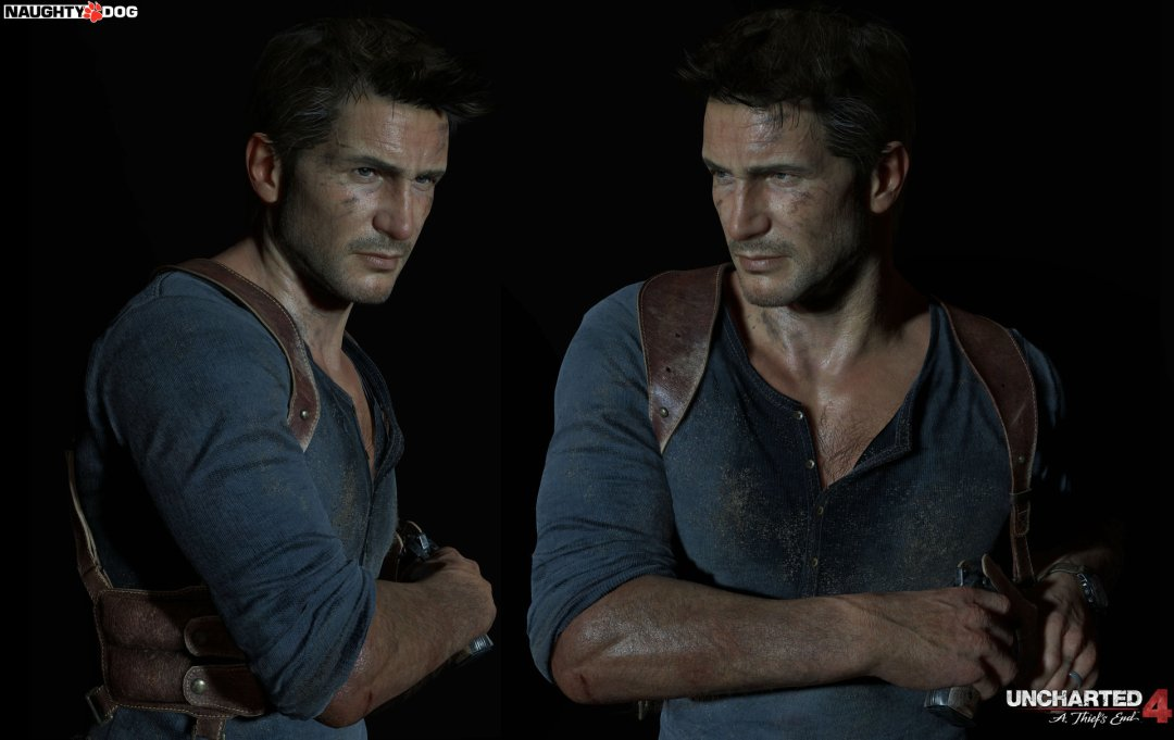 Naughty Dog Reveals Uncharted 4's Character Shading 2