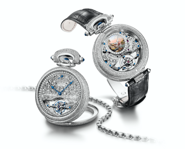 Photo: Courtesy of Bovet