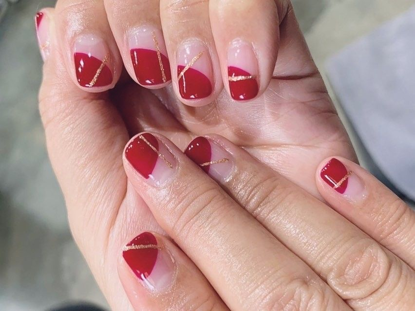 6 Beautiful Manicure Ideas That Are Perfect For Chinese New Year