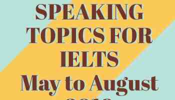 Phobia – IELTS cue card topic | AskLearning