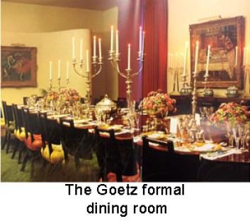 1950s Goetz Dining room