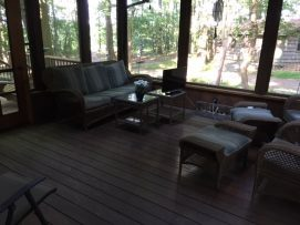 Summer, Porches, and Nature | Sally Paradysz | A Slice of Orange