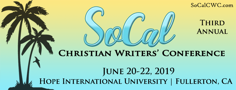 SoCal Christian Writers' Conference June 20-22, 2019. Denise M. Colby will be teaching two workshops - one on SEO Marketing and one on Author Brand