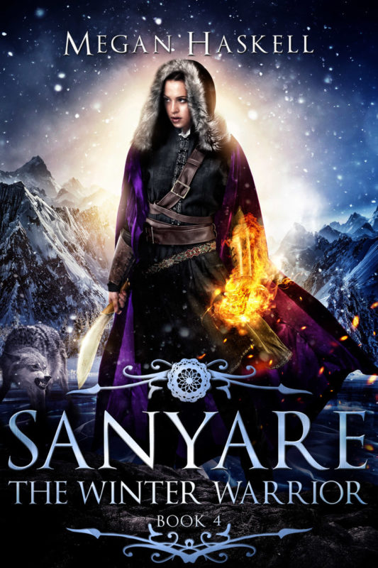 SANYARE: THE WINTER WARRIOR