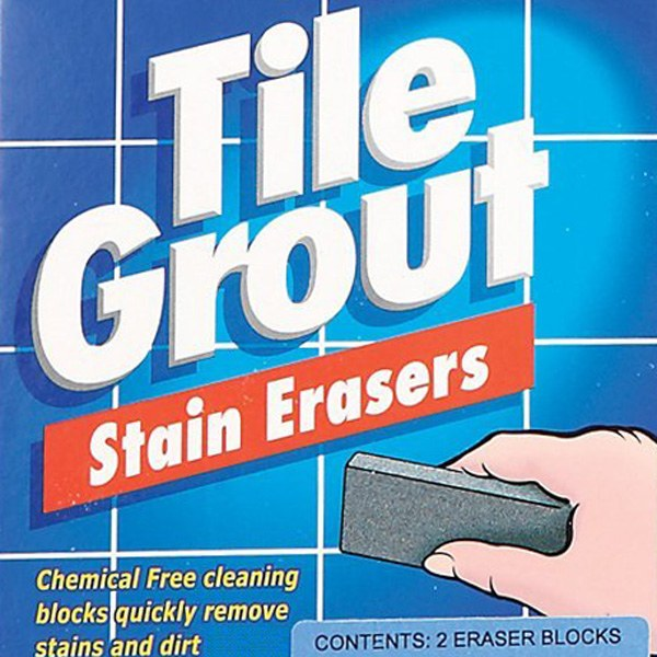 tile grout stain erasers