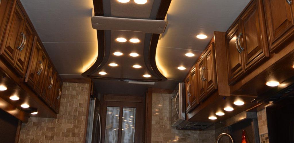 rv lighting camper lighting