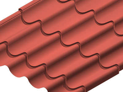techo tile metal roof systems atas