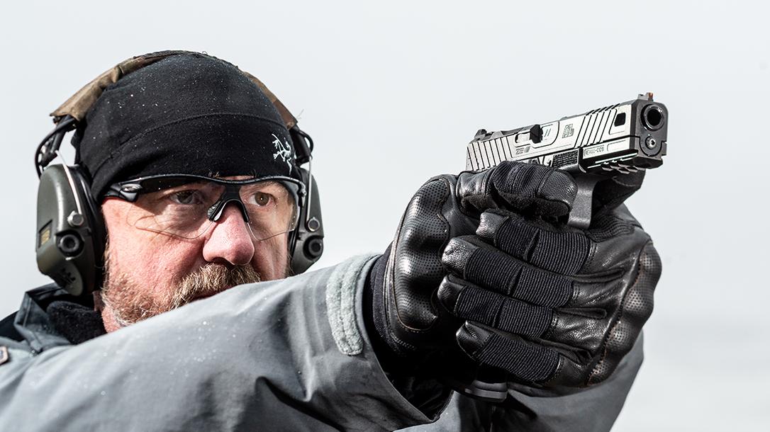 ZEV OZ9 Pistol, First Look, ZEV Technologies OZ9 Pistol, Athlon Outdoors Rendezvous