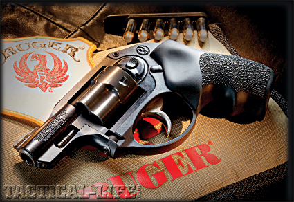Ruger Lcr 38 Special P Revolver Review