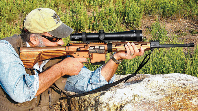 308 Hunter Windhams Wood Stocked Warrior