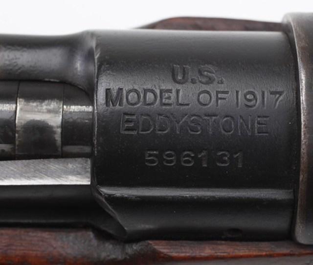 M1917 M1917 Enfield M1917 Enfield Rifle M1917 Enfield Rifle Eddystone