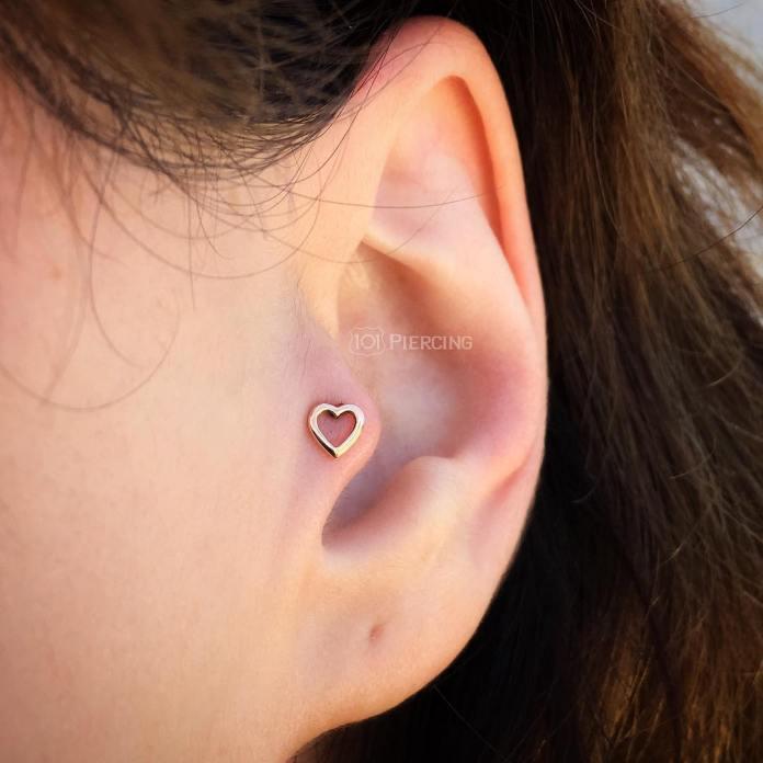 6 lugares interessantes para colocar piercing