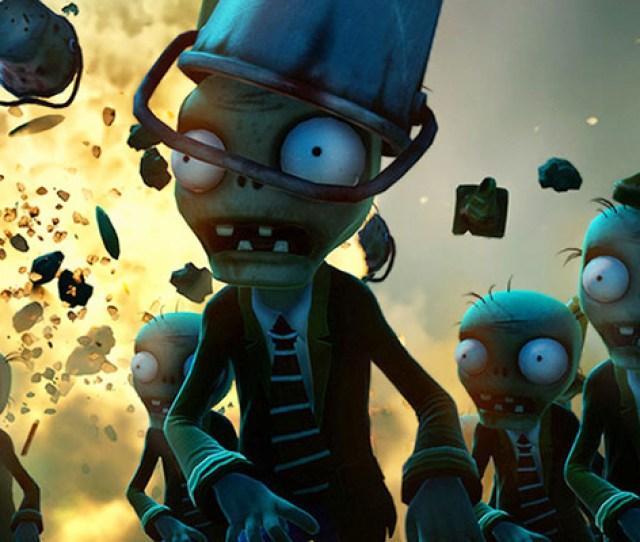 Esta Manana Popcap Games Presento Un Nuevo Video Con Gameplay De Plants Vs Zombies Garden Warfare Narrado Por Brian Lindley Productor Del Estudio