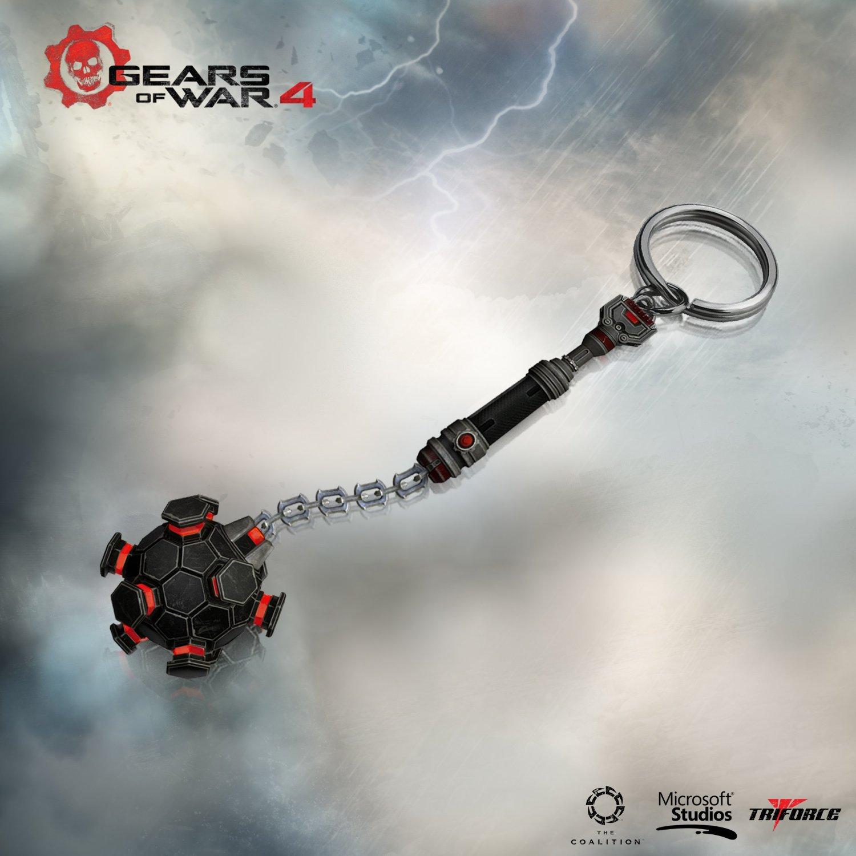 Checa La Edicin De Coleccin De Gears Of War 4 Atomix